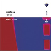 Smetana: Polkas / Andras Schiff, piano