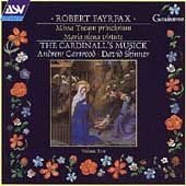 Fayrfax: Vol 2, Missa Tecum principium / Cardinall's Musick