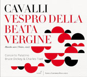 Cavalli: Vespro Della Beata Vergine