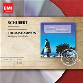 Schubert: Winterreise / Thomas Hampson, Wolfgang Sawallisch