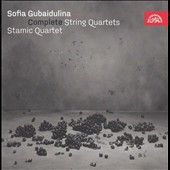 Sofia Gubaidulina: Complete String Quartets / Stamic Quartet