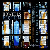 Herbet Howells: Requiem / Choir of Trinity College, Cambridge - Layton