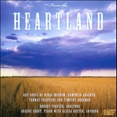 From the Heartland / Robert Peavler, baritone; Arlene Shrut, piano