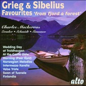 Grieg: Peer Gynt; ; Sibelius: Finlandia; Karelia / RPO; New SO of London - Mackerras