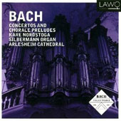 Bach: Concertos; Choral Preludes / Kare Nordstoga, organ