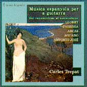 Musica espanyola per a guitarra / Carles Trepat