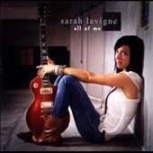 Sarah Lavigne: All Of Me [Single]