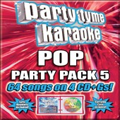 Karaoke: Party Tyme Karaoke: Pop Party Pack 5 [Box]