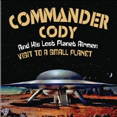 Commander Cody and His Lost Planet Airmen: Visit to a Small Planet