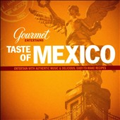 Various Artists: Taste Of Mexico [Somerset Group]