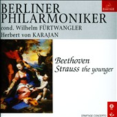 Berliner Philharmoniker: Beethoven, Strauss the younger