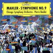 Mahler: Symphonie no 9 / Boulez, Chicago SO