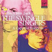 Bach Hits Back, A Cappella Amadeus / Swingle Singers