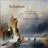 Schubert: Sonatas, D. 959 & D. 840 / William Grant Naboré, piano