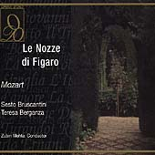 Mozart: Le Nozze di Figaro / Mehta, Bruscantini, Berganza