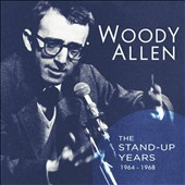 Woody Allen: The Stand-Up Years 1964-1968 [Slipcase] *