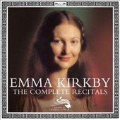Emma Kirkby: The Complete Recitals - Songs & airs by Campion, Dowland, Morley, Lawes, Grandi, Monteerdi, Purcell, Bach, Handel, Mozart [12 CDs]
