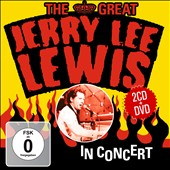 Jerry Lee Lewis: The Great Jerry Lee Lewis in Concert [Box]