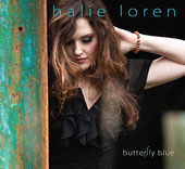 Halie Loren: Butterfly Blue