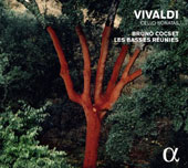 Vivaldi: Cello Sonatas / Bruno Cocset, cello; Les Basses Réunies