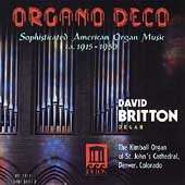 Organo Deco / David Britton