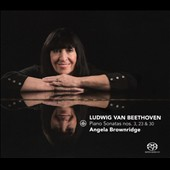 Beethoven: Sonatas for Piano Nos. 3, 23 & 30 / Angela Brownridge, piano