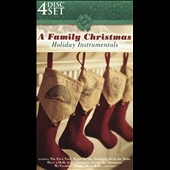 Various Artists: A  Family Christmas [Allegro]