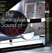 The Audiophile Sound of MDG - 28 excerpts from the MD&G catalog / various artists