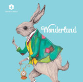 Wonderland - Music Inspired by 'Alice in Wonderland' by various composers / Maureen Lipman, narrator; Matthew Trusler, violin; Ashley Wass, piano; Elise Smith, triangle