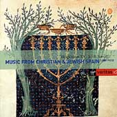 Music from Christian and Jewish Spain / Savall, Hespèrion XX