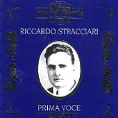 Prima Voce - Riccardo Stracciari
