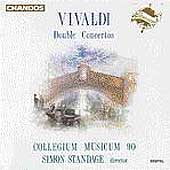 Vivaldi: Double Concertos / Standage, Collegium Musicum 90