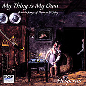 My Thing is My Own / Rosa Lamoreaux, Hesperus