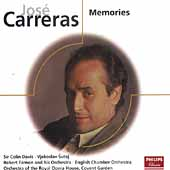 Eloquence - Jose Carreras - Memories