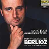 Berlioz: Symphonie Fantastique, etc / J&#228;rvi, Cincinnati SO