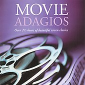 Movie Adagios / Solti, Tebaldi, Lupu, Schiff, Fleming, et al