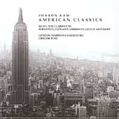 American Classics - Bernstein, Copland, et al / works for clarinet