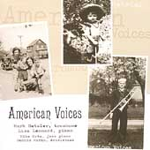 American Voices / Hetzler, Leonard, Orta, Marks