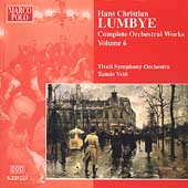 Lumbye: Complete Orchestral Works Vol 6 / Vetö, Tivoli SO