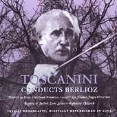 Toscanini Conducts Berlioz: Harold in Italy, etc / Primrose