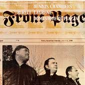 Dennis Chambers/Front Page: Front Page *