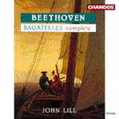 Beethoven: Complete Bagatelles / John Lill