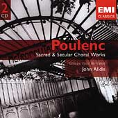 Gemini - Poulenc: Sacred and Secular Works