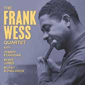 Frank Wess: The Frank Wess Quartet
