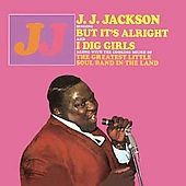 J.J. Jackson: But It's Alright *