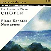 The Romantic Piano - Chopin: Piano Sonatas, Nocturnes
