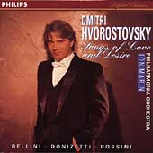 Songs of Love and Desire / Hvorostovsky, Marin