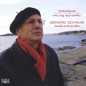 Swedish Works for Flute / Gerard Schaub, et al