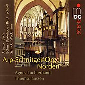 SCENE  Bach, Byrd, Weckmann, et al / Luchterhandt, Janssen