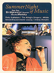 Various / Summer Night Of Music / Dee Dee Bridgewater Quartet King Singers [DVD]